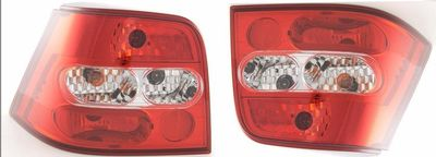 FEUX LEXUS VW GOLF IV RED DESIGN (1998/2004)