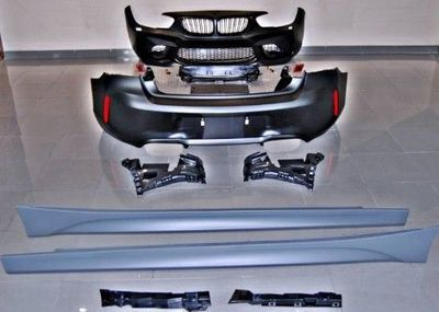 KIT CARROSSERIE COMPLET SERIE 1 BMW F20/F21 LCI LOOK M2 (04-2015/2019)