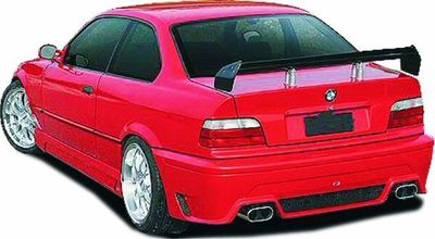 PARE CHOC ARRIERE CARZONE BMW E36 (1992/1999)