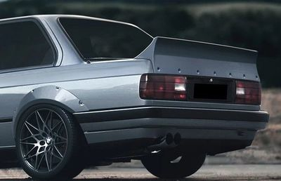 "AILERON DE COFFRE BMW E36 ""ESTRADA"" EVOLUTION CZ"