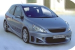 KIT CARROSSERIE COMPLET CARZONE PEUGEOT 307  3 PORTES SAMOURAI
