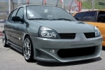"KIT CARROSSERIE COMPLET CARZONE RENAULT CLIO II PHASE 2 ""SAMOURAI"" (2001/2006)"