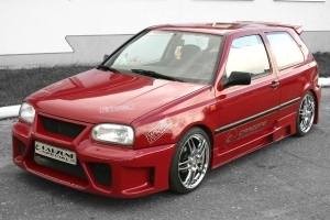 "KIT CARROSSERIE COMPLET CARZONE VW GOLF III ""FIGHTER"" (1992/1998)"