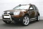 KIT OFFROAD CHROME DACIA DUSTER (2010/12-2017)