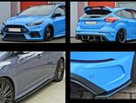 KIT CARROSSERIE COMPLET FORD FOCUS III RS PHASE 2 (07-2015/2019)