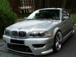 KIT CARROSSERIE COMPLET BMW E46  4P(98-05)