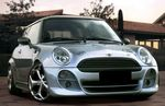 KIT CARROSSERIE COMPLET MINI BMW (02-07) BRUTUS WIDE BODY