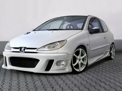 KIT CARROSSERIE COMPLET PEUGEOT 206 MAXSTYLE