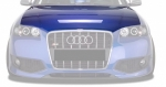 CAPOT EN FIBRE AUDI A3 8L SPECIFIQUE SINGLE FRAME LOOK (1996/2003)