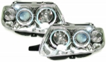 PHARES ANGEL EYES CITROEN SAXO PHASE 1(96-99)