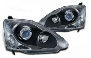 PHARES ANGEL EYES HONDA CIVIC HATCHBACK 3P 01-05