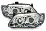 PHARES ANGEL EYES RENAULT MEGANE COUPE PHASE 1 (1996-02/1999) OU PHASE 2 (03-1999/2003)