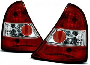 FEUX CRISTAL RED CLIO II PHASE 1 (1998/05-2001)