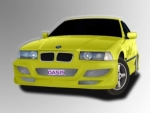 KIT CARROSSERIE COMPLET ADAPTABLE BMW E36 EMOTION