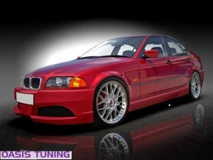 "KIT CARROSSERIE COMPLET ADAPTABLE BMW E46 BERLINE ""SUPREME""(1998/2005)"