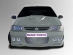 "KIT CARROSSERIE COMPLET ADAPTABLE CITROEN SAXO PHASE 1 ""INSTINCT"" OU PHASE 2 ""PURE POWER"" (1996/2003)"