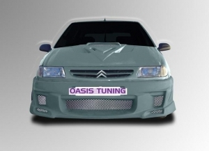 "KIT CARROSSERIE COMPLET ADAPTABLE CITROEN SAXO PHASE 1 ""BOOMBASTIC"" OU PHASE 2 ""OFF LIMITS"" (1996/2003)"