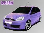 "KIT CARROSSERIE COMPLET ADAPTABLE FORD FIESTA MK6 PHASE 1 ""RAVEN"" (2002/09-2005)"