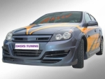 "KIT CARROSSERIE COMPLET ADAPTABLE OPEL ASTRA H 5 PORTES ""AKTIV"" (2004/2009)"