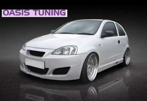"""KIT CARROSSERIE COMPLET ADAPTABLE OPEL CORSA C PHASE 2 """"UNIQUE"""" (2003/2006)"""
