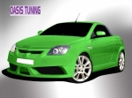 KIT CARROSSERIE COMPLET ADAPTABLE OPEL TIGRA B FREESTYLE (2004/2009)