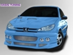 KIT CARROSSERIE COMPLET ADAPTABLE PEUGEOT 206 3/5P EARTH/MERCURY (1998/2009)
