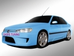 KIT CARROSSERIE COMPLET ADAPTABLE PEUGEOT 406 GENESIS (1996/02-1999)