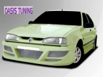 KIT CARROSSERIE COMPLET RENAULT 19 PHASE 2 OASIS TUNING CRAZY