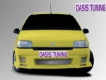 "KIT CARROSSERIE COMPLET ADAPTABLE RENAULT CLIO ""STORM"" (1990/1998)"