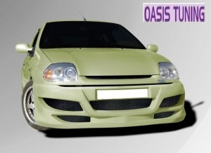 "KIT CARROSSERIE COMPLET ADAPTABLE RENAULT CLIO II ""COYOTE"" (1998/2001)"