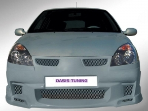 """KIT CARROSSERIE COMPLET ADAPTABLE RENAULT CLIO II PHASE 2 """"OASIS"""" (2001/2006)"""