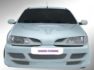 KIT CARROSSERIE COMPLET RENAULT MEGANE BERLINE 96/99 OASIS TUNING ACTION/00-02 SPIDER