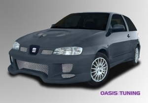 "KIT CARROSSERIE COMPLET ADAPTABLE SEAT IBIZA ""DIAMOND"" (1999/2002)"