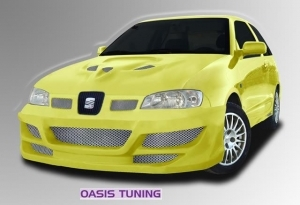 "KIT CARROSSERIE COMPLET ADAPTABLE SEAT IBIZA 3P ""GOLD"" (1999/2002)"