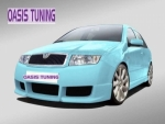 "KIT CARROSSERIE COMPLET ADAPTABLE SKODA FABIA ""SUPERFAST"" (1999/2007)"