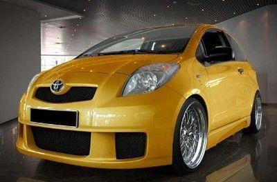 KIT CARROSSERIE COMPLET ADAPTABLE TOYOTA YARIS 2005 MORPHEUS