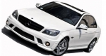 KIT CARROSSERIE COMPLET MERCEDES CLASSE C W204 SPORTLOOK C63 AMG (Phase 1 2007/2011)