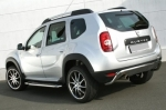 PROTECTIONS D'AILES DACIA DUSTER (Avant/arriere)