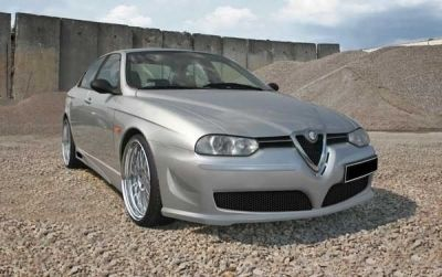 PARE CHOC AVANT GENUINE ADAPTABLE ALFA 156 LINE (1996/2003)