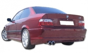 PARE CHOC ARRIERE BMW E36 LOOK E46 EURO (1990/1998)