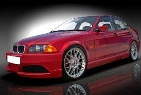 "PARE CHOC AVANT ADAPTABLE BMW E46 BERLINE ""VENUS"" SPTG (1998/2005)"