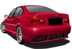 PARE CHOC ARRIERE ADAPTABLE BMW E46 SUPREME
