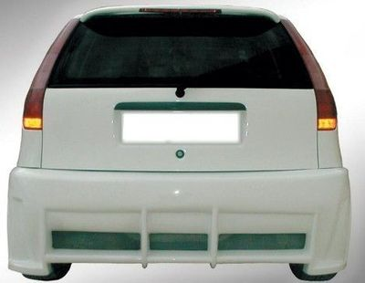 PARE CHOC ARRIERE ADAPTABLE FIAT PUNTO 1 FAST