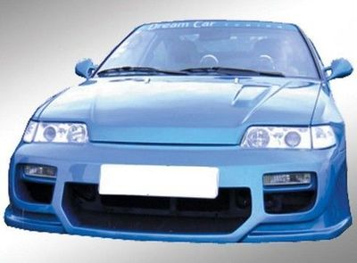 "PARE CHOC AVANT ADAPTABLE HONDA CRX ""MONSTER"" (1988/1991)"