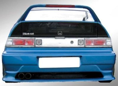 "PARE CHOC ARRIERE ADAPTABLE HONDA CRX ""MONSTER"" (1988/1991)"