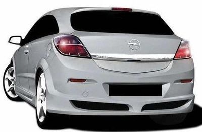 PARE CHOC ARRIERE ADAPTABLE OPEL ASTRA H GTC INVADER (2004/2009)