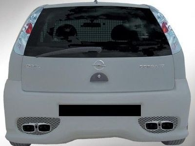 PARE CHOC ARRIERE ADAPTABLE OPEL CORSA C GIFTED (2000/2006)