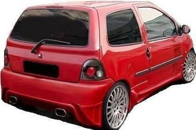 """PARE CHOC ARRIERE ADAPTABLE RENAULT TWINGO """"NEAT"""" (1993/2007)"""