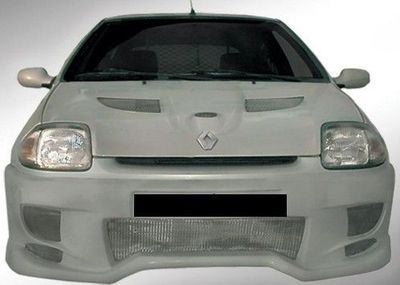 "PARE CHOC AVANT ADAPTABLE RENAULT CLIO II PHASE 1 ""STAR"" (1998/2001)"