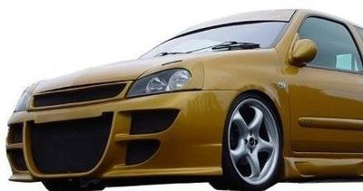 """PARE CHOC AVANT ADAPTABLE RENAULT CLIO II PHASE 2 """"OASIS"""" OU """"INDY""""(2001/2006)"""